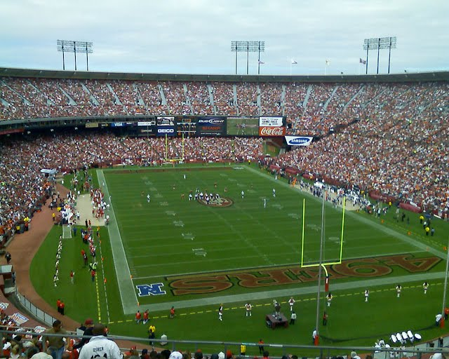 San Francisco 49ers Red Seats
