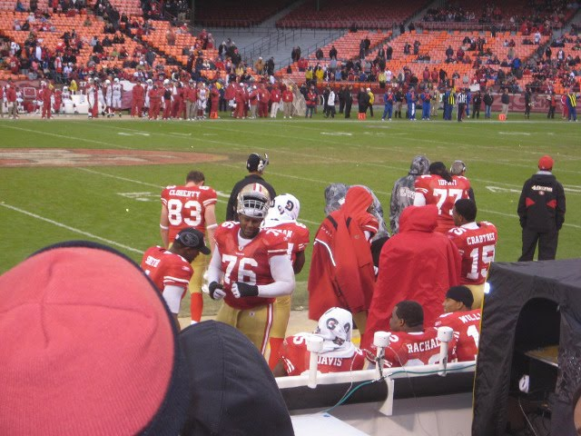 San Francisco 49ers Platinum Seats