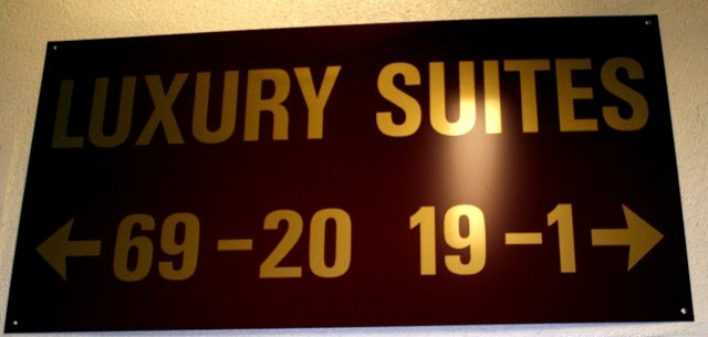 San Francisco 49ers Luxury Suites